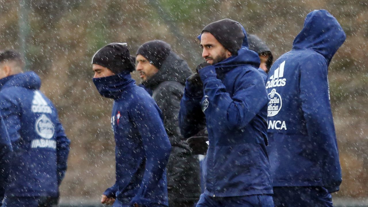 Vídeo   Presentación de Lucas Olaza y Ryad Boudebouz como jugadores del Celta.Nico Rodríguez nominó a su club, el Náutico, y este, a su vez, al Celta