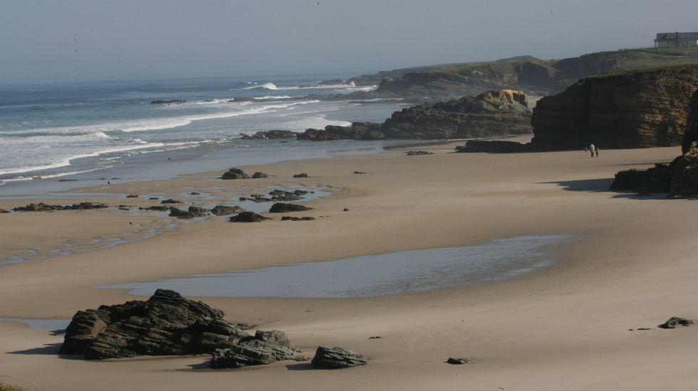 Barreiros. Playa de Fontela-Valea