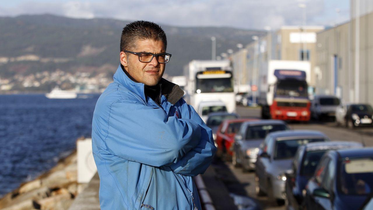 José Ramón Davila (Vigo): «Los tiempos cambian y creo que hay que reformarla»