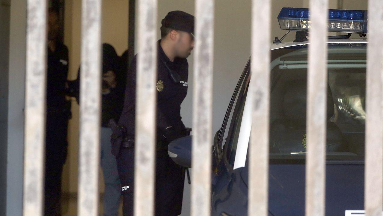 Comienza el juicio al Chicle por el rapto de la joven de Boiro que precipitó su detención.Abuín Gey en una foto de archivo durante una carrera