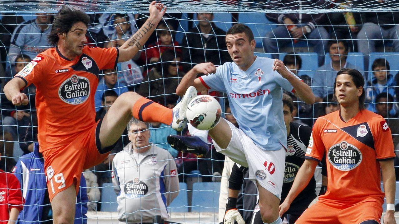106 - Celta-Deportivo (2-3) el 15 de abril del 2012