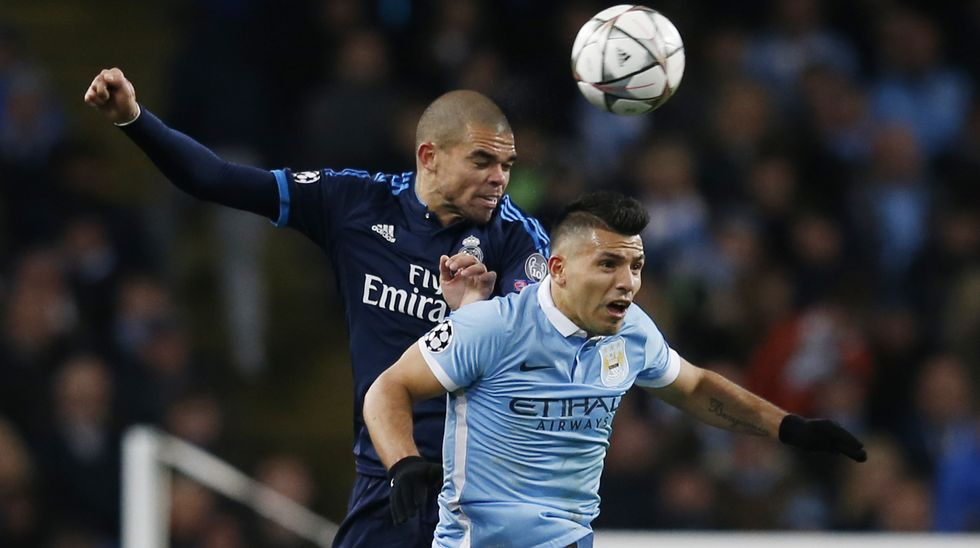 Manchester City 0-0 Real Madrid: números y frases
