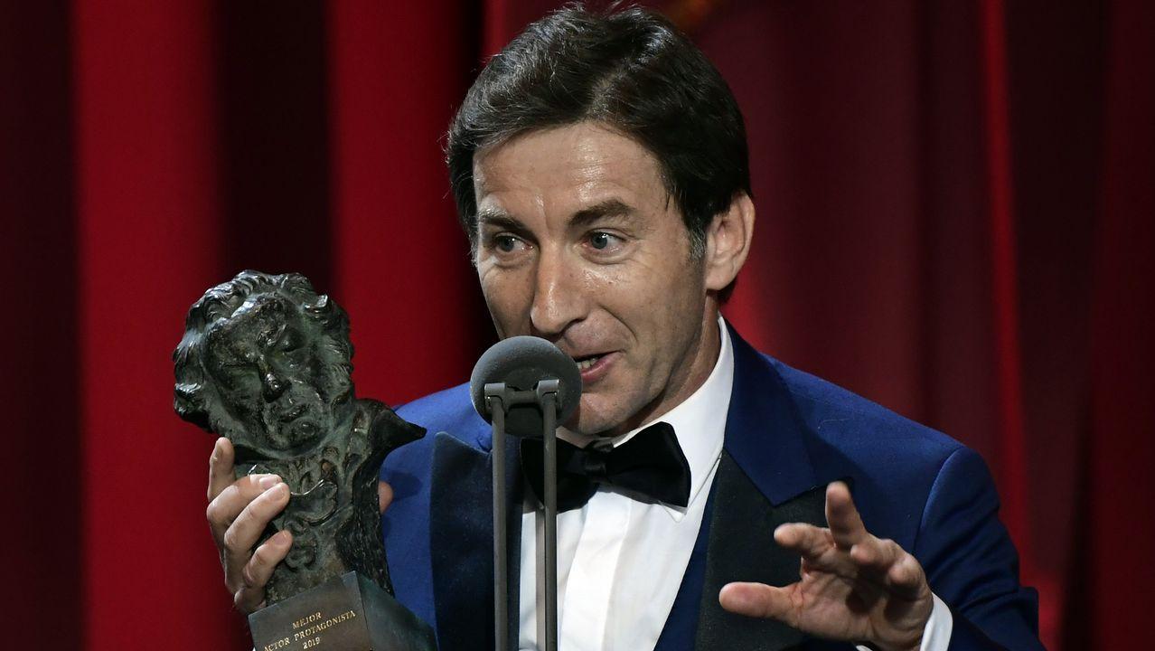 Antonio de la Torre, mejor actor principal