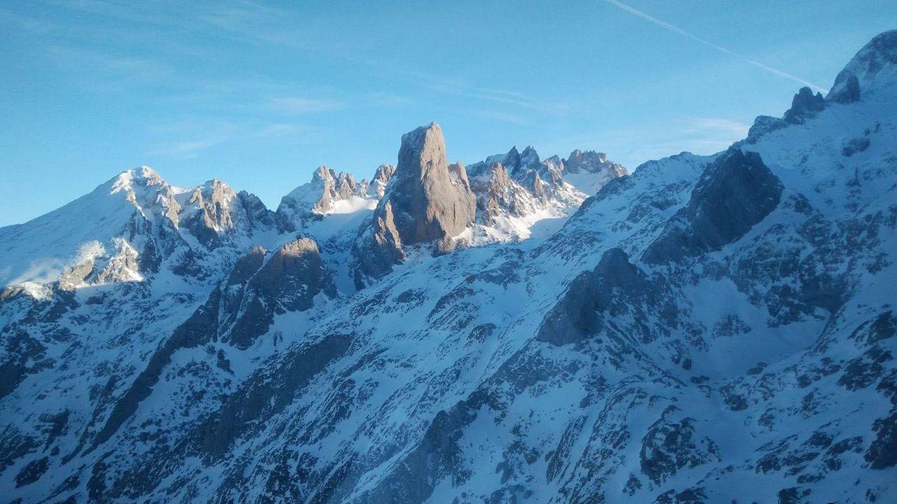 Montaña en Cabrales
