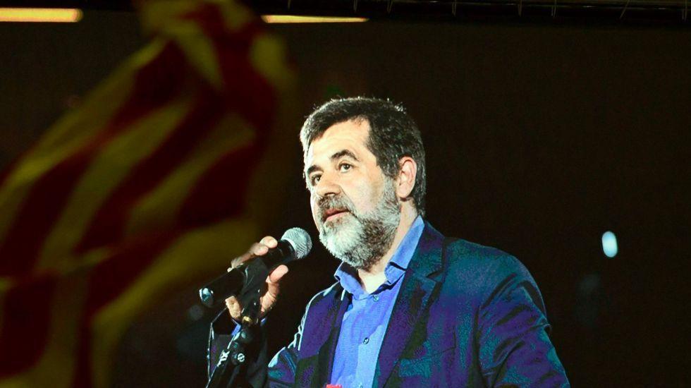 Jordi Sanchez.