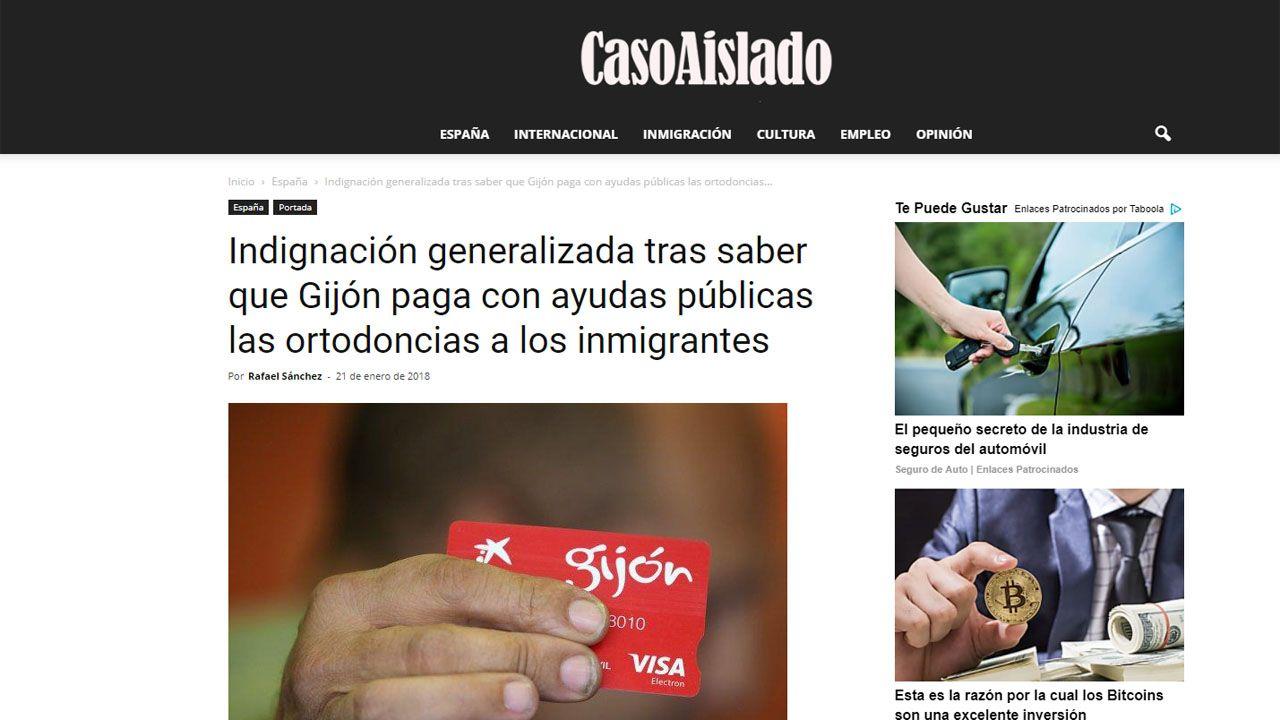 Cánticos racistas en El Molinón.Ayuntamiento de Gijón