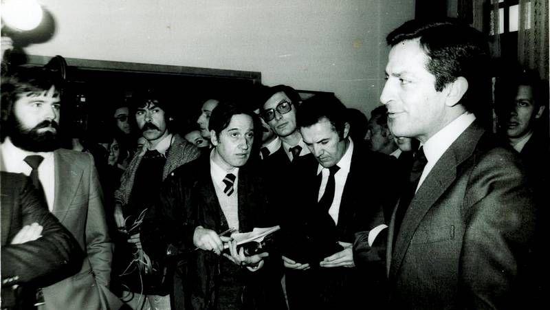 Adolfo Suárez, una vida al servicio de la política