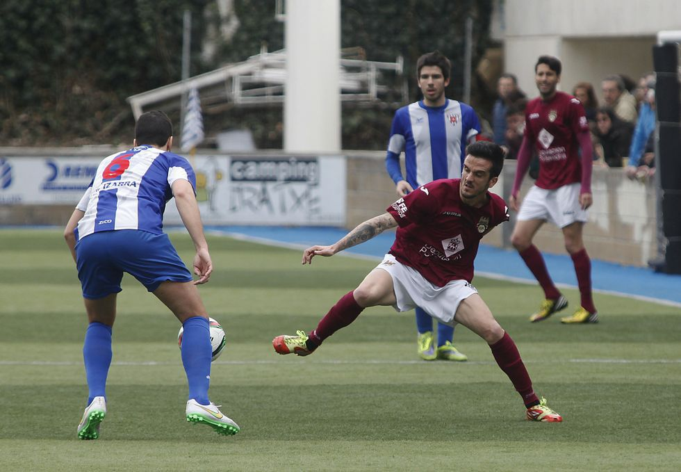 El primer encierro de los sanfermines, en imágenes.El Pontevedra no supo aprovechar las escasas oportunidades de gol que generó durante el segundo tiempo y acabó perdiendo el partido.