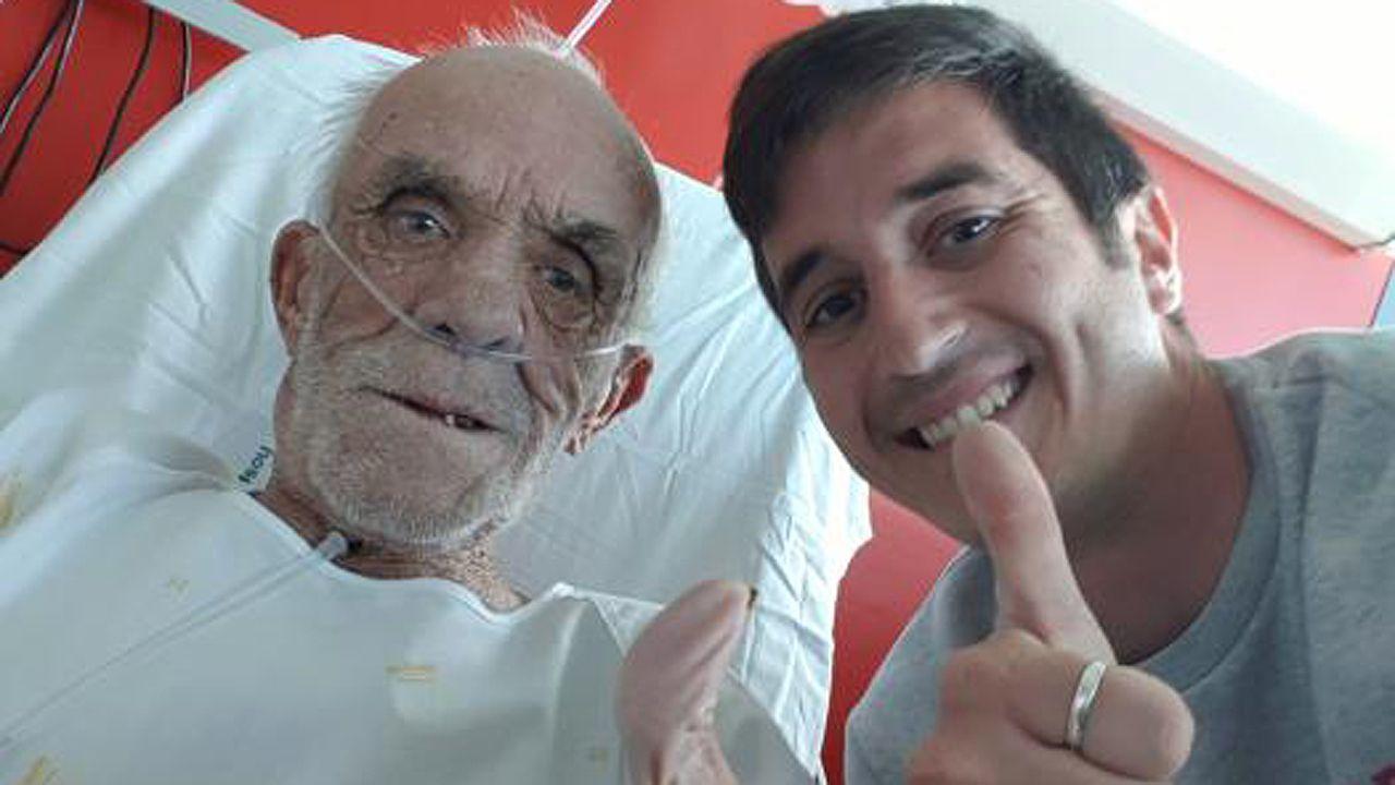 Antón Corpas y Pepe