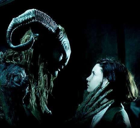 Fotograma de «El laberinto del fauno», de Guillermo del Toro.
