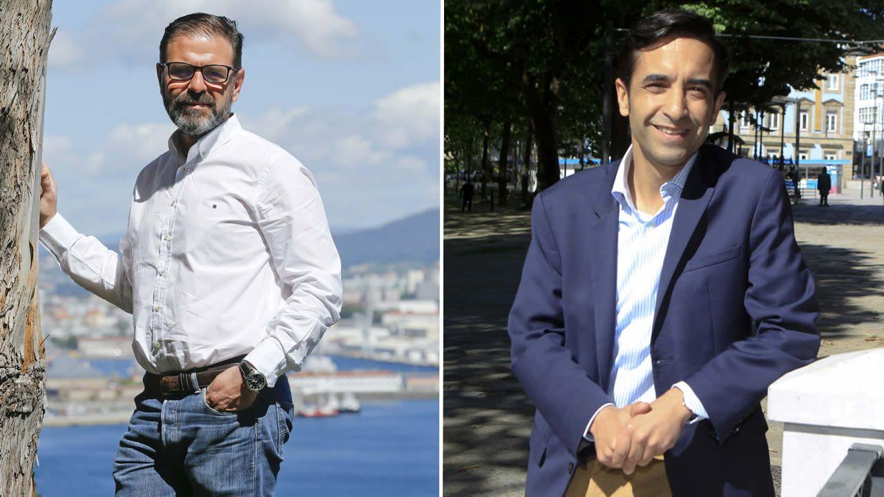 Bilbao, la vieja ciudad industrial del norte que se salvó gracias a la cultura.Los tres alcaldes vinculados a las mareas en Galicia, en una imagen tomada en junio del 2017