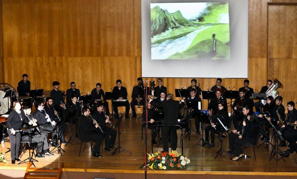 Los motivos de Abdul Basir Yususi para pedir asilo.Dentro de la programación del conservatorio, ayer tuvo lugar un concierto didáctico