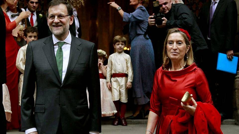 Boda del hijo de José Manuel Lara y Anna Brufau