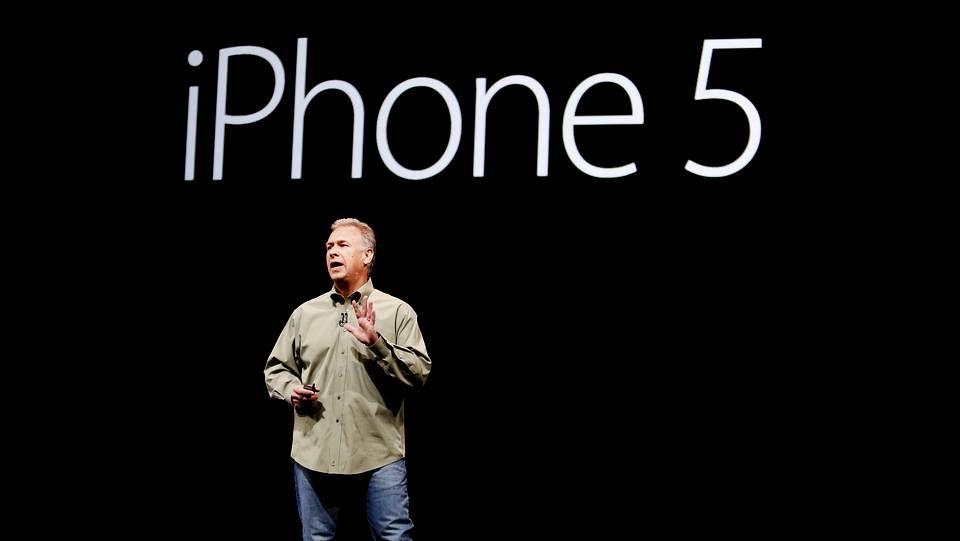 iPhone 5: La presentación de Apple en imágenes