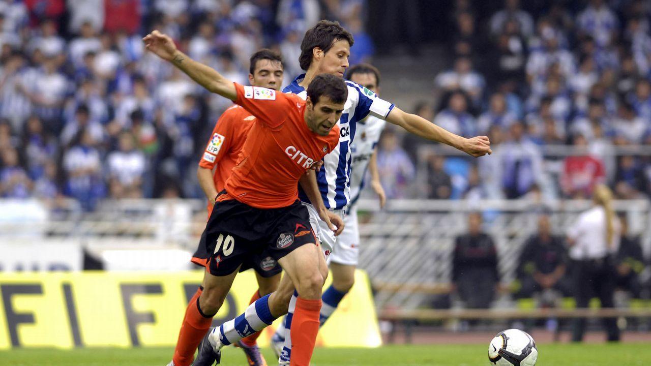 47 - Real Sociedad-Cetla (2-0) el 13 de junio del 2010