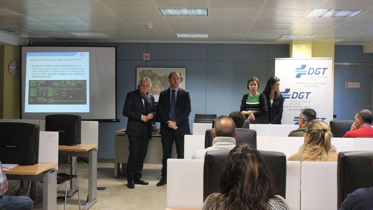 Pontevedra entrega los premios Ponte a Conducir