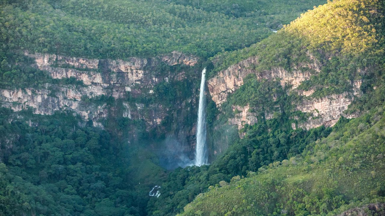 Salto do Itiquira