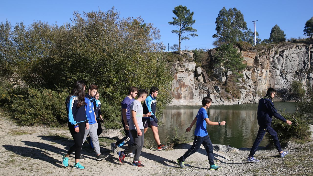 El primer presidente del club As Torres nos cuenta sus comienzos.Denuncias por el alumbrado público son habituales en Ourense