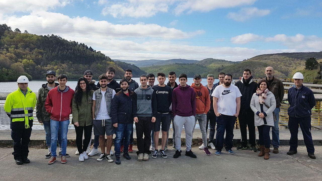 Ferrol-As Pontes: la ruta del carbón.Gesinne