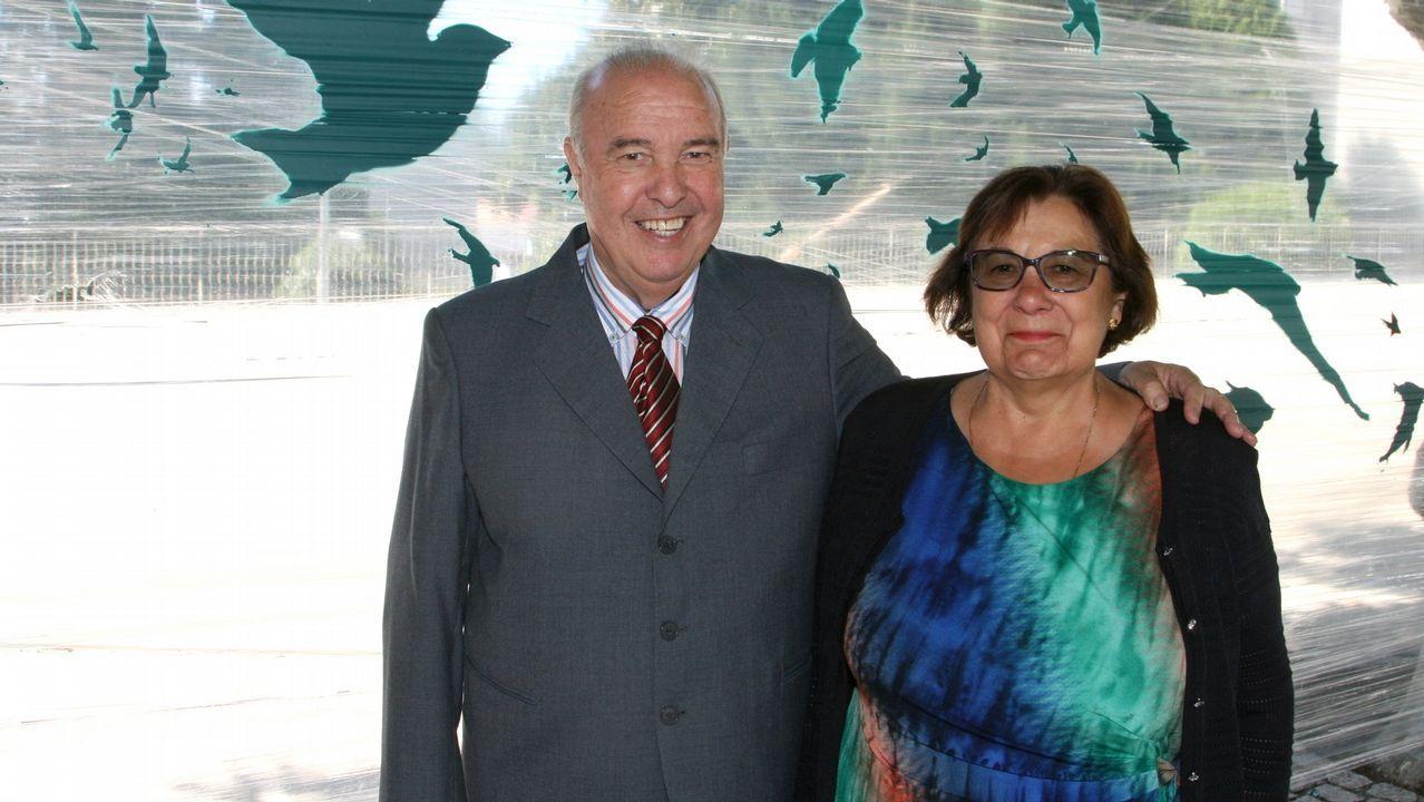 Francisco del Río y Carmen Álvarez