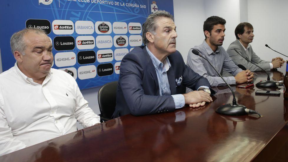 La Escola de Fútbol Lalín se enfrentó a dos de los teóricos aspirantes al título, el Real Madrid (en la foto) y Barcelona.