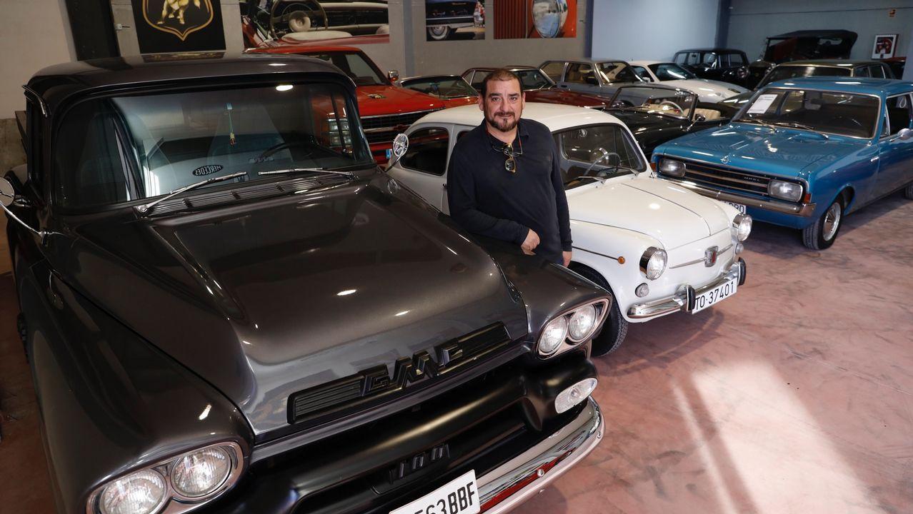 La empresa de Friol Bullcars Classic.