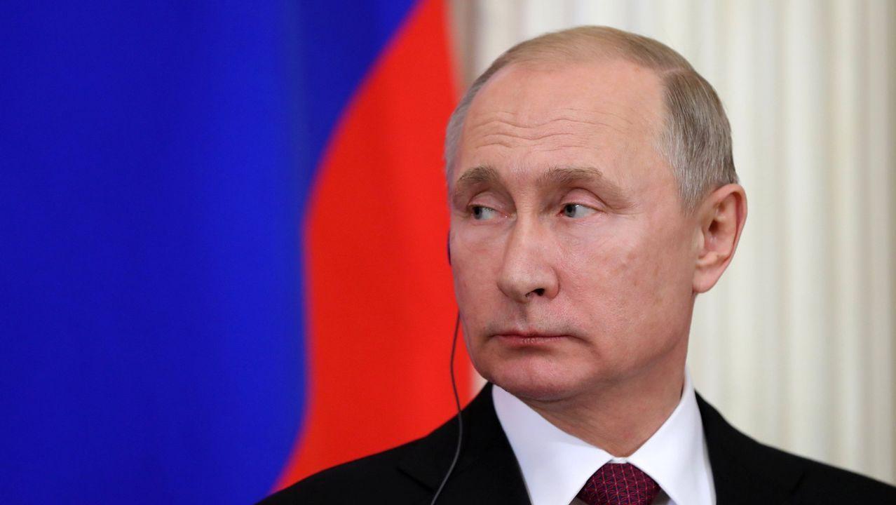 Putin llamó personalmente a Maduro para darle su apoyo
