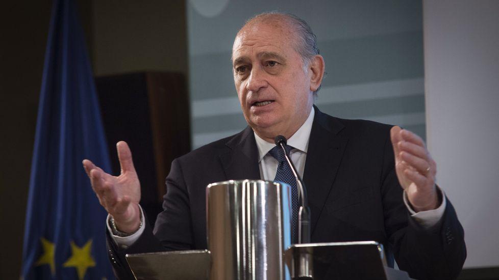 Fernández Díaz critica al gobierno de Pontevedra