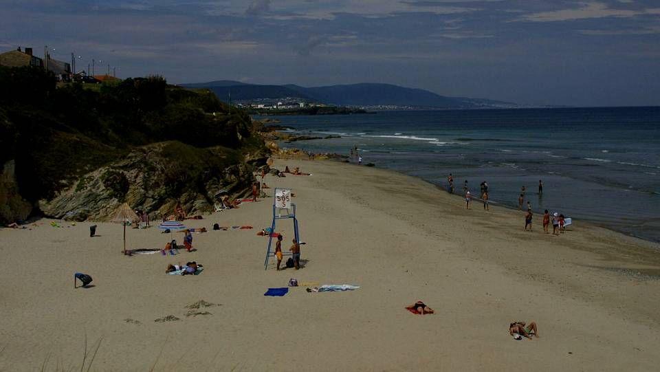 Barreiros.Playa de Razo (Carballo)