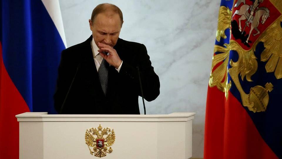Conmoción por el asesinato a tiros en Moscú del líder opositor Boris Nemtsov.El presidente de Rusia, Vladímir Putin, pronuncia su discurso anual sobre el estado de la nación.