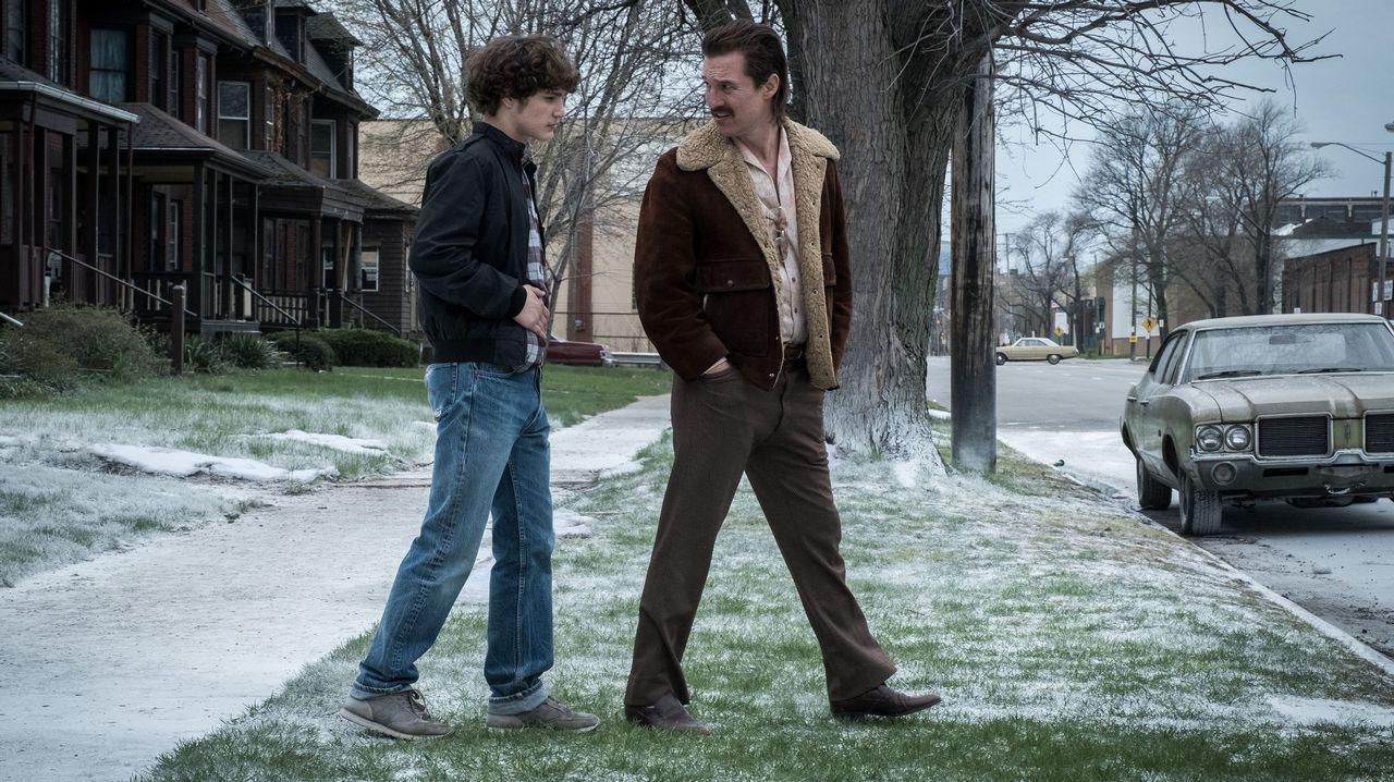 El filme está ambientado en el Detroit de los años ochenta