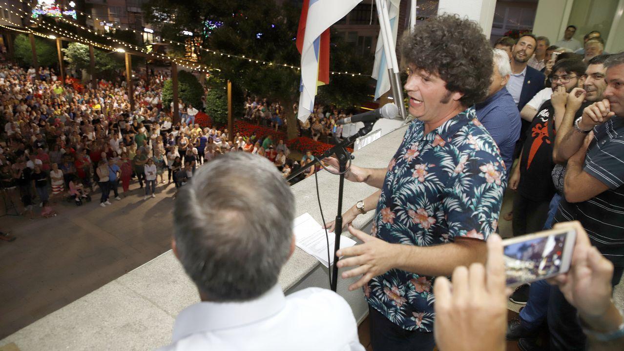 ¡Mira aquí las mejores imágenes de la Festa Hortera de Porto do Son!
