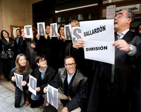 El anuncio de Rajoy sobre la reforma del aborto precipió la dimisión de Ruiz-Gallardón.