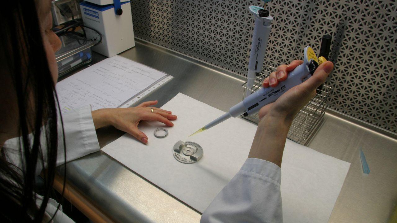 Embriones 5.0: en este laboratorio gallego se incuban los bebés del futuro.Imagen de archivo
