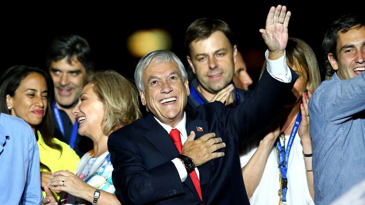 Sebastián Piñera, presidente de Chile.Denis Mukwege nació en 1955, hijo de un pastor religioso, en los últimos años de la colonización belga. Estudió Medicina en Burundi y se especializó en ginecología en Francia