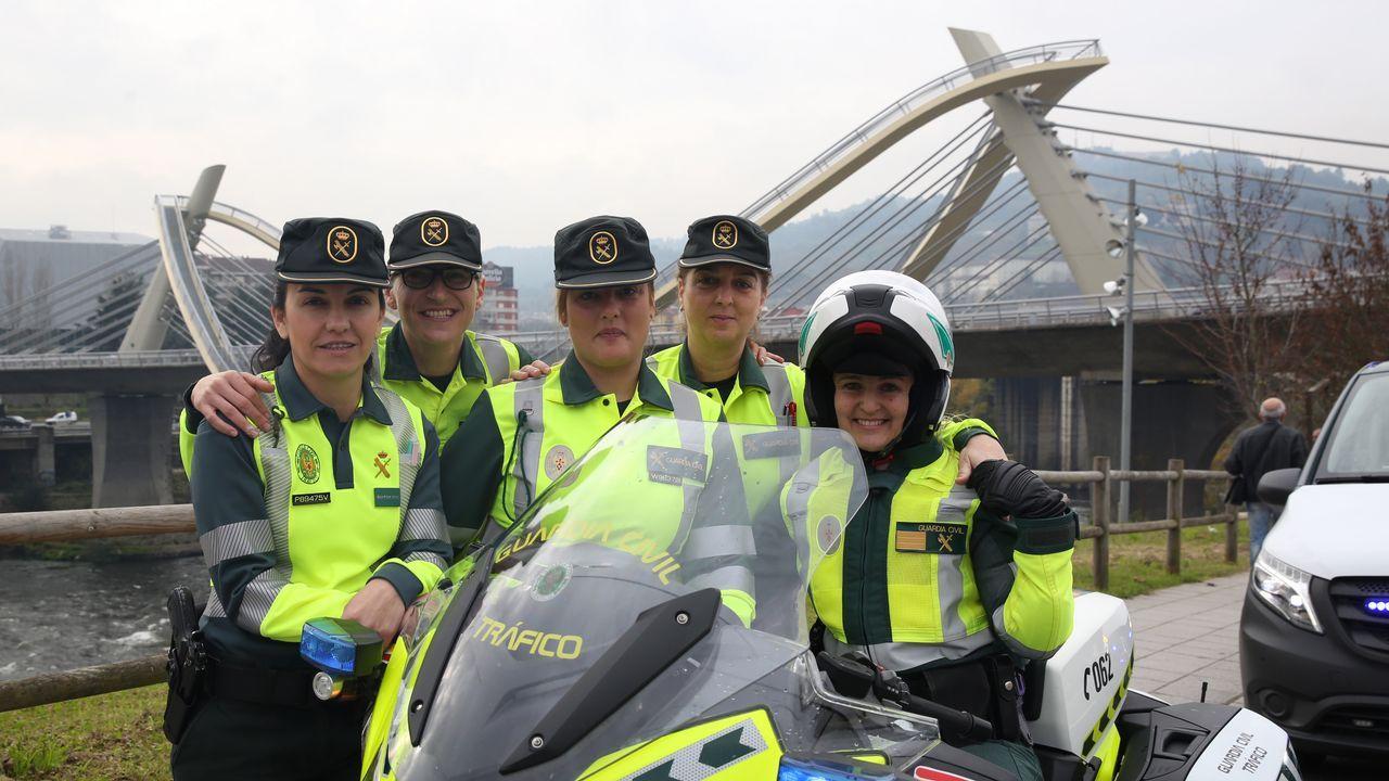 Feliz Navidad al volante de parte de la Guardia Civil de Tráfico