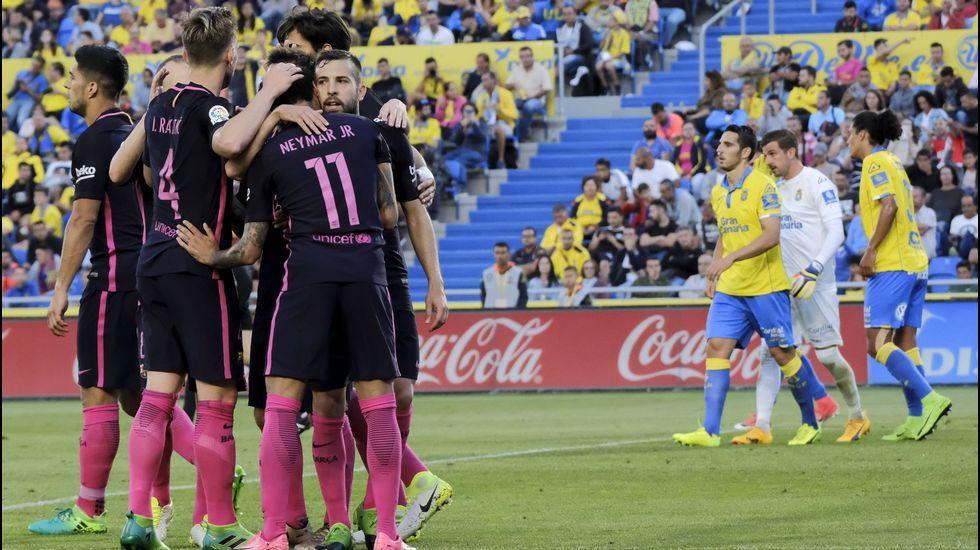 Luis Enrique: «Si conseguimos que se dé la carambola, fantástico, sino felicitaremos al campeón»
