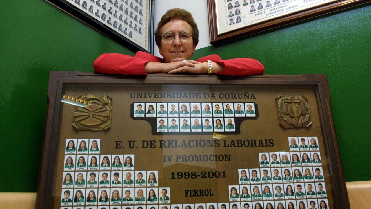 Pilar Millor, en una imagen de archivo, se encuentra al frente del comité organizador de las jornadas