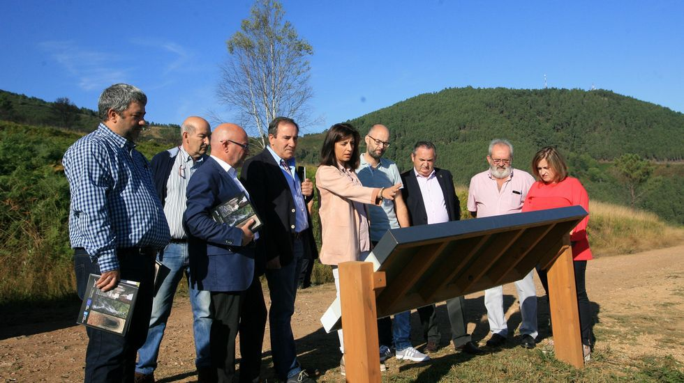 Un paseo en imágenes por Forgas de Abaixo y sus tradiciones.Un oso pardo en Asturias