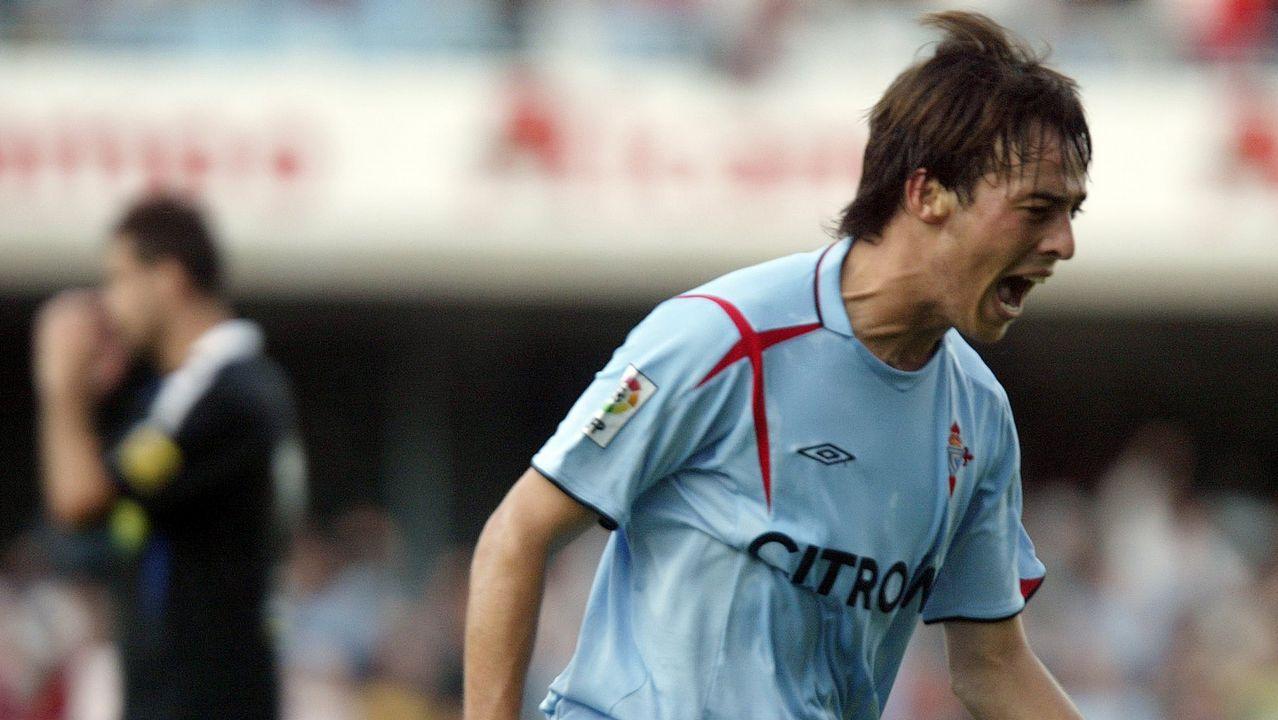 .David Silva (2005-2006)