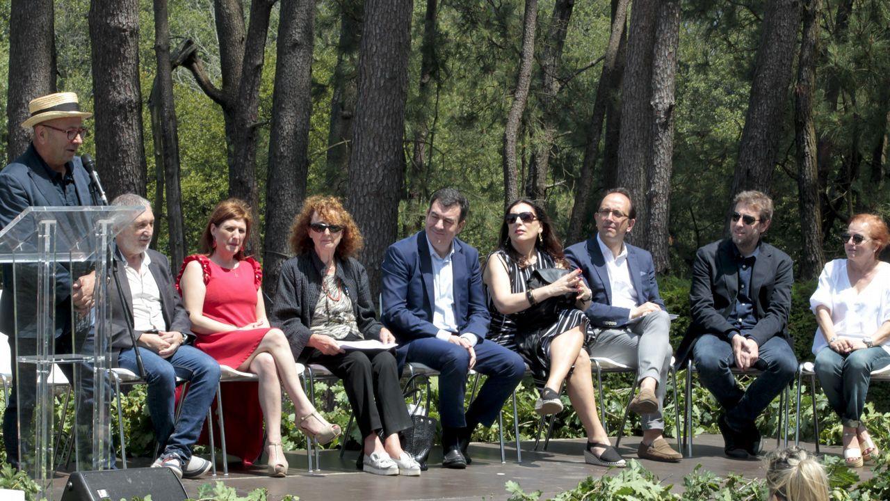 Jornadas en la Fundación Manolo Paz.Xandru Fernández