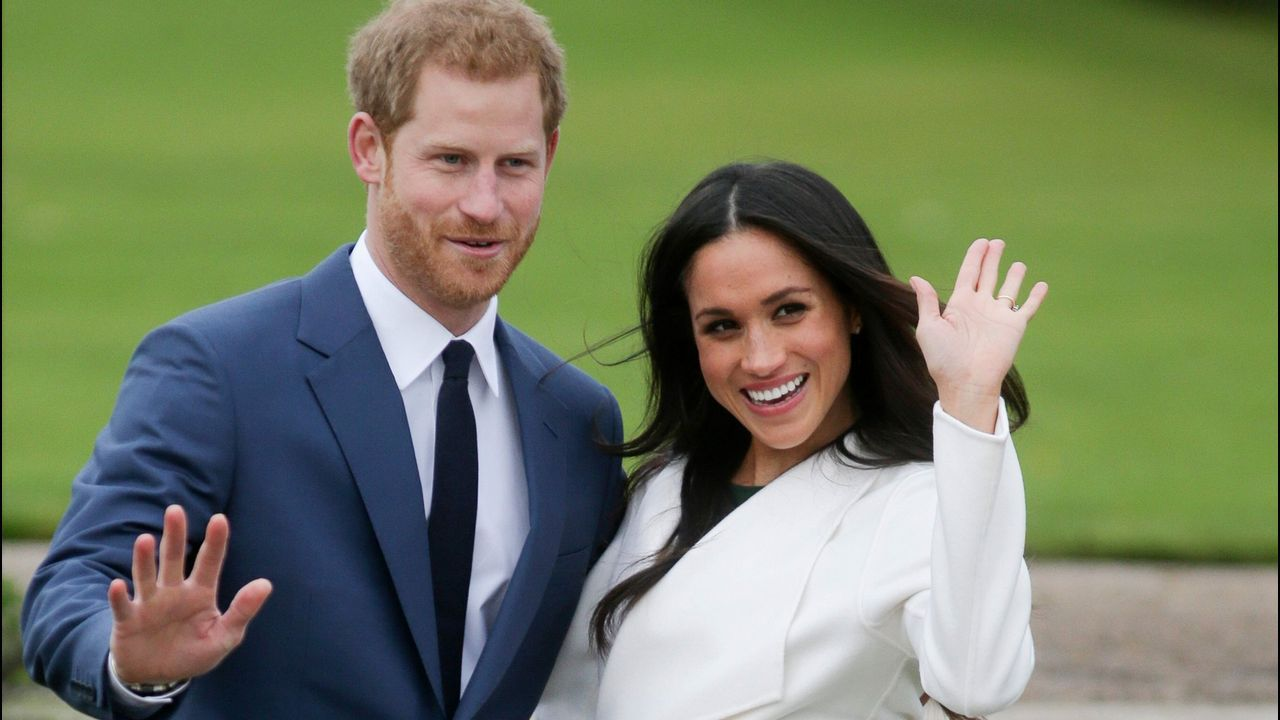 Vídeo en directo de la boda del príncipe Harry y Meghan Markle