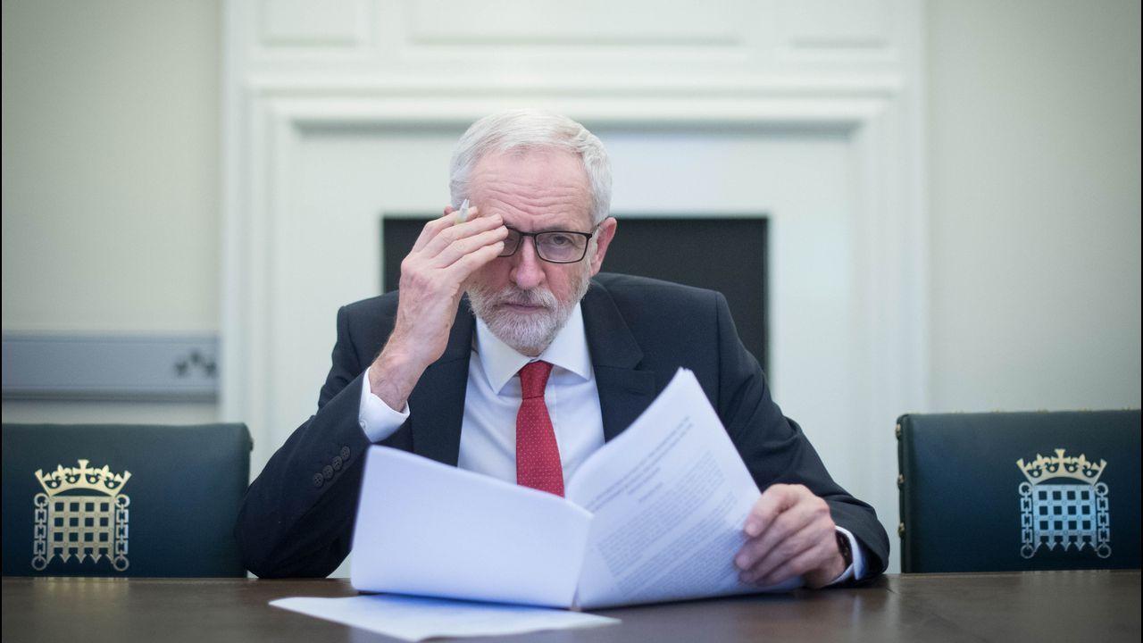 El Consejo Europeo trata un nuevo aplazamiento del Brexit.Jeremy Corbyn