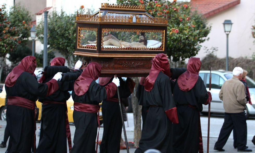 Fotografía del cáliz de Doña Urraca, el Santo Grial.Liliana Córdova, en un momento de su charla en Gijón