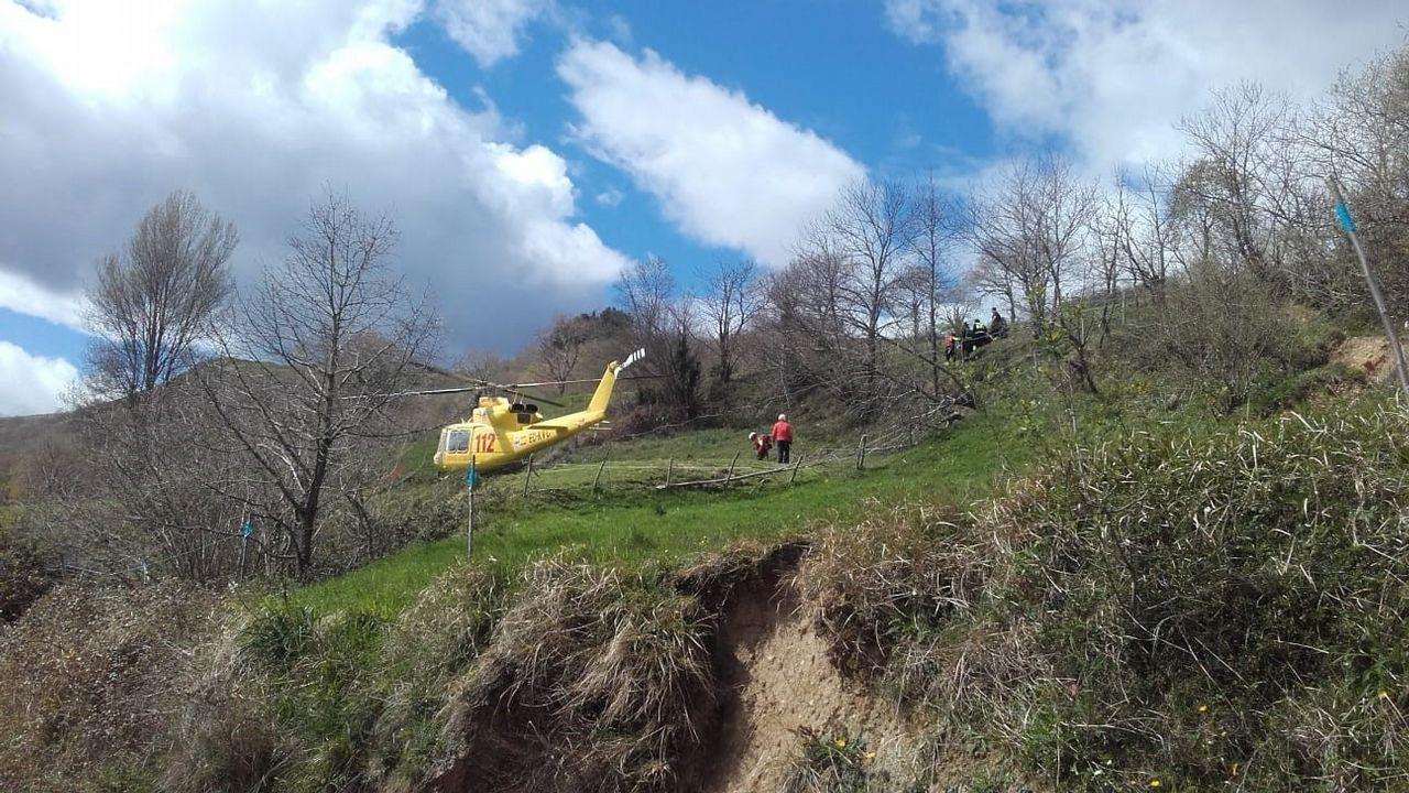 El pasado día 11 se incautaron 20 toneladas de xarda en un barco amarrado en Muros