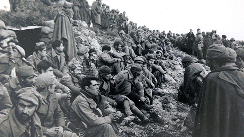 Prisioneros del ejército republicano