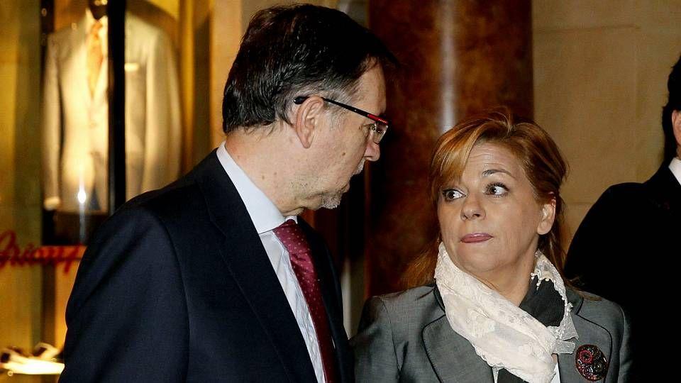 Rubalcaba sobre la sucesión en el partido: «El PSOE no está en eso».El acto de Ribadeo sobre las preferentes generó controversia.