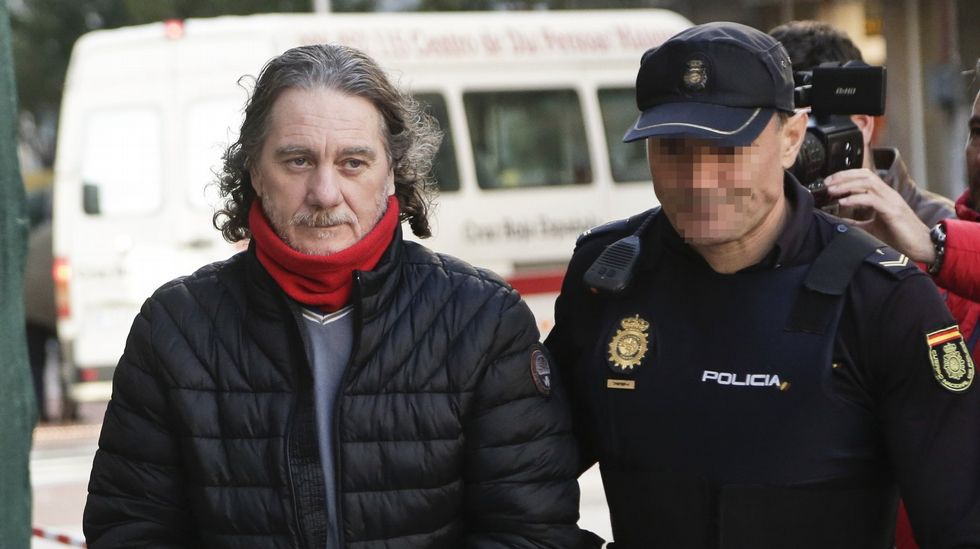 El asturiano Martín López-Vega.Javi Muñoz durante un entrenamiento del Real Oviedo