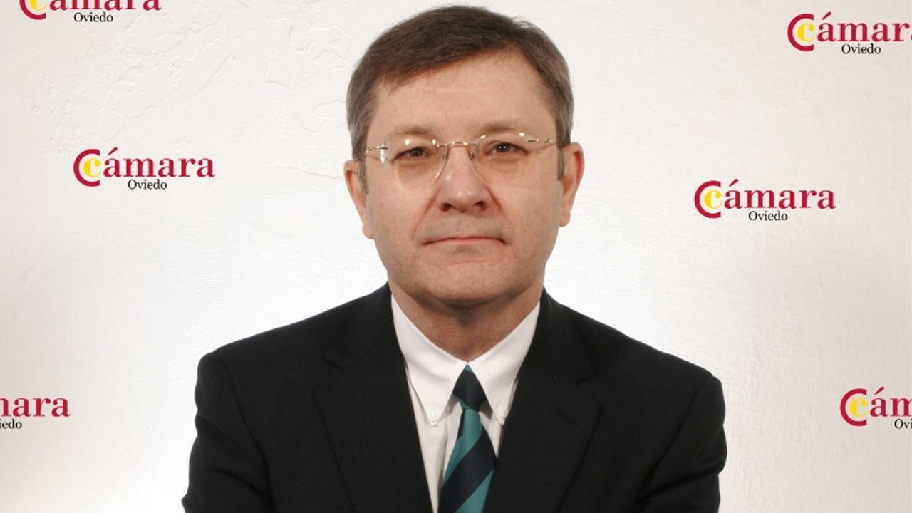 Miguel López, director del MBA de la Cámara de Comercio de Oviedo
