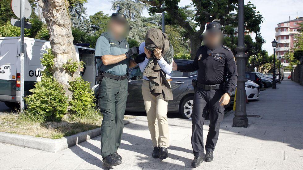 Detenido por pederastia el presidente del Consejo de la Juventud de Elche.Imagen de la vista contra el nuncio Jozef Wesolowski, que también fue detenido por una acusación de pederastia y falleció en el 2015, mientras era juzgado